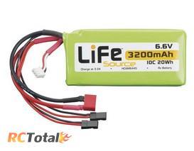 Бортовой аккумулятор LiFe
