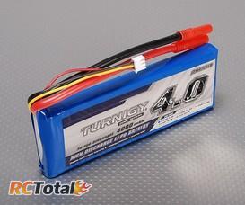 LiPo батарея из двух элементов