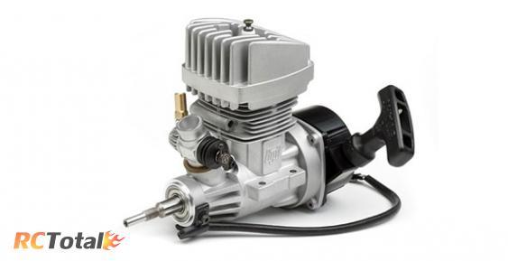 Двигатель для автомодели