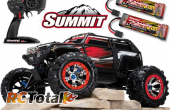 Traxxas Summit Rock Crawling Monster Truck