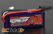 Turnigy nano-tech 1400mAh 3S 40C с разъемом Traxxas