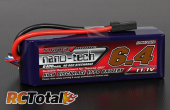 Turnigy nano-tech 6400mAh 3S 40C с разъемом Traxxas