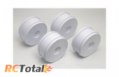 Team Associated 1/8 Scale Buggy Wheels 83mm White (4)